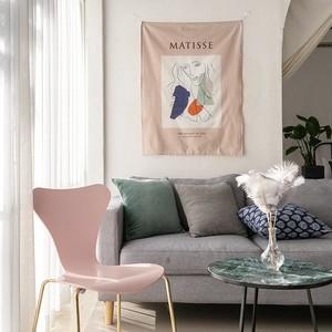 【特価】henri matisse woman fabric poster / アンリ マティス ファブリックポスター 韓国 北欧 インテリア 雑貨
