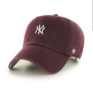 47BRAND : Yankees Base Runner '47 CLEAN UP