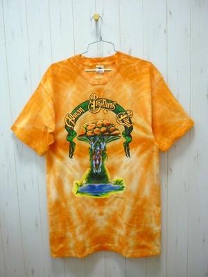 Allman Brothers Band Summer/Fall 1994 Tie Dye T-Shirt/Dead Stock (オールマンブラザーズバンド 1994/デッドストック・未使用)