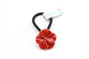 有田焼ヘアゴム  flower 5(S)