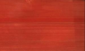 桧ツキ板 柾目 1.0mm厚 30*15cm 染色赤