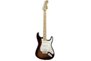 エレキギター フェンダー ストラトキャスター スタンダード brown fender
