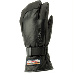 3-FINGER FULL LEATHER