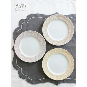 paisley plate set