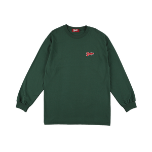 K'rooklyn Long Sleeve T-Shirt -Green-