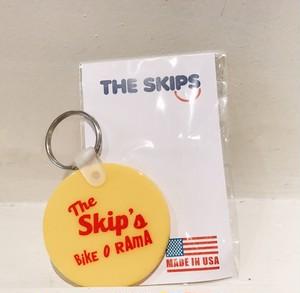 """The Skips - key tag """"BikE o RAmA """""""