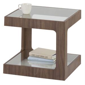 ガラスサイドテーブル Selja セリヤ 西海岸 送料無料 西海岸風 インテリア 家具 雑貨