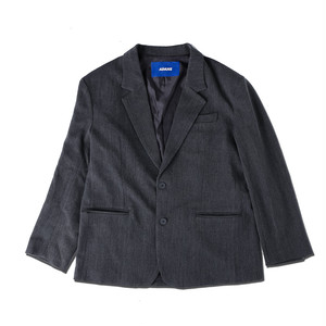 CLASSIC TAILORD JACKET / CHARCOAL