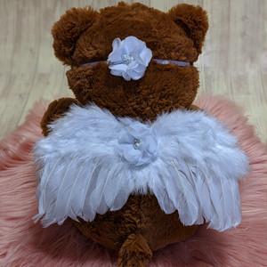 天使の翼 -Flowerperl- 【ベビーフォトコスチューム】
