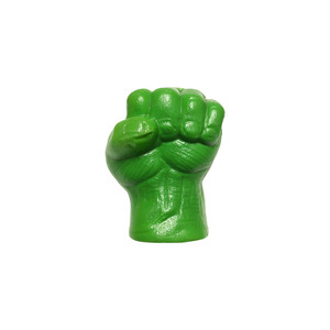 Hulk Plastic Gloves