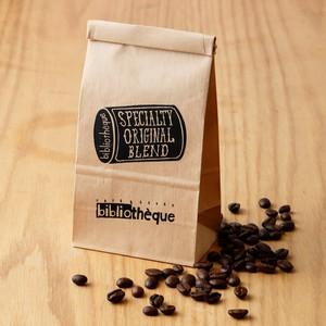 café&books bibliothèque Original / Organic Coffee Beans 150g