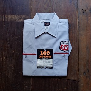 New Old Stock !! 1970s Lee Lee-Prest Work Shirt / リー デッドストック