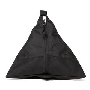 TETRA POUCH BLACK x BLACK