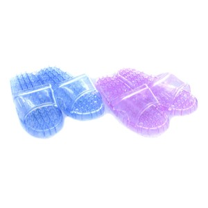 clear hangle slipper