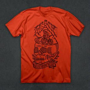 TwinSix Tシャツ DOMESTIQUE T (ORANGE)