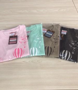 バルーンTシャツ(男女兼用Sサイズ)