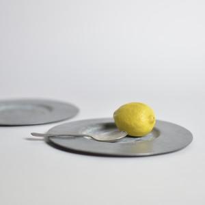 Pewter Plate / ピューター プレート【A】〈 食器 / お皿 / エタン / ディスプレイ〉112275