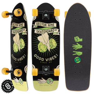Sector 9 Criser Series / ROSHAMBO FAT WAVE