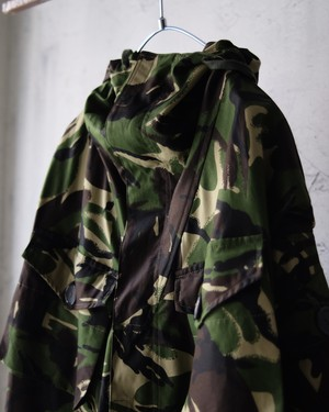 U.K military DPM parker②