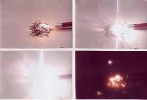 チタン箔(燃焼実験用)