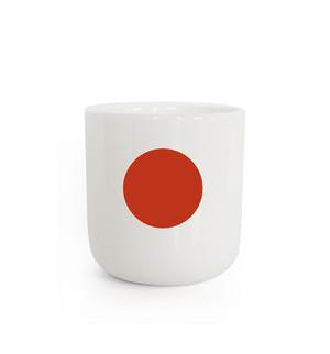 PLTY - Mug - GLYPHS(Red Dot)