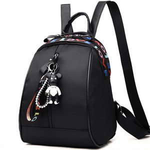 【bag】Large-capacity fashion college  backpack