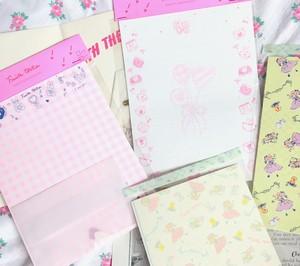 Milkyレターセット♡フライングパンツ・ギンガムうさたんWEDDING♡