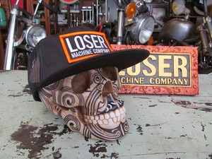 LOSER MACHINE CAP HIGH IRON HAT