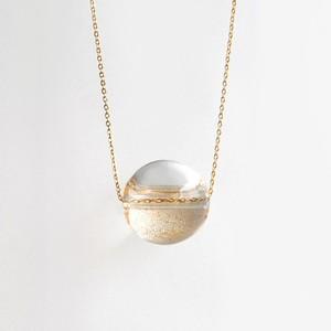 glass bubble necklace : NSQ-01
