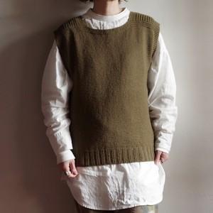 1940's American Red Cross Knit Vest / アメリカン レッドクロス ニットベスト