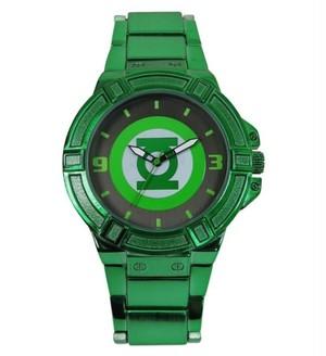 グリーンランタン 腕時計