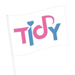 TIDYオリジナルフラッグ