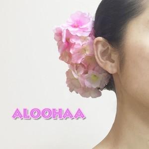 桜 ヘアクリップ -Sakura oval-
