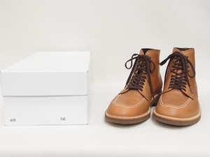 ALDEN/405 INDY BOOTS/REJECT