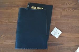 DESK BLOCK 手帳カバー (B5サイズ)