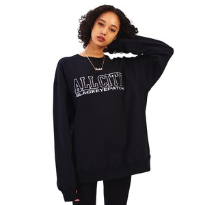 BLACK EYE PATCH / ALL CITY CREW SWEAT