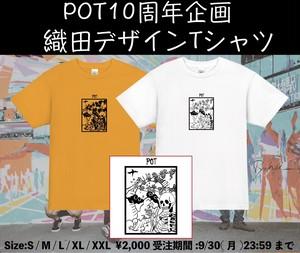 10周年企画受注生産限定Tシャツ『織田Tシャツ』