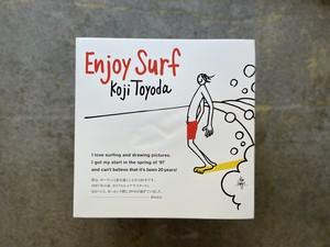 【サイン本】Enjoy Surf | 豐田弘治