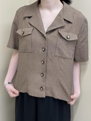 Houndstooth  pattern jacket / 7SSTP01-24