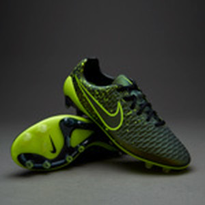 日本未発売 NIKE MAGISTA OPUS FG - DARK CITRON/VOLT/BLACK