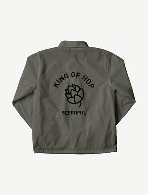 【KING OF HOP】コーチジャケット