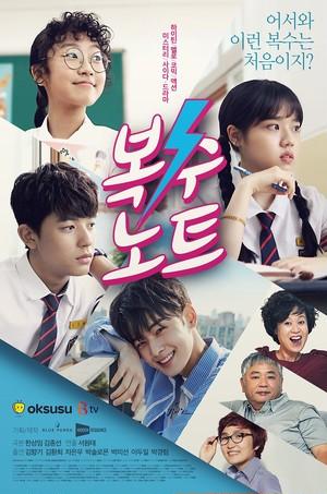 韓国ドラマ【復讐ノート】Blu-ray版 全11話