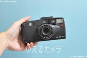 MINOLTA APEX 90 フィルムカメラ
