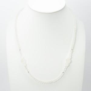 Silver 天然石 ネックレス 水晶  30012-000(N1267) NABZ