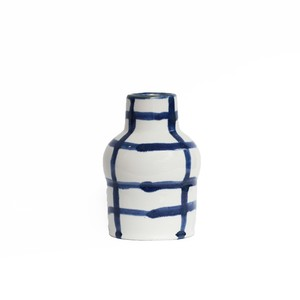 CANASA (カナサ) Flower vase (フラワーベース・花器) ブルー S