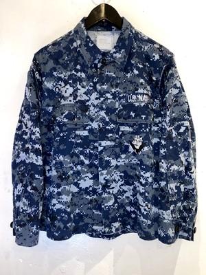 U.S.NAVY デジカモジャケット
