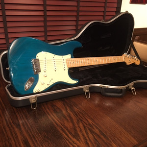 Fender American Deluxe Stratcaster 2006