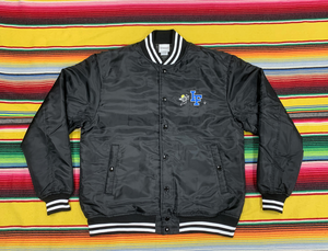 """ ANGELS ""   BASE BALL JKT   - BLK -"