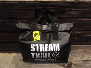 Stream Trail  ROLL DOWN TOTE 35-40L 防水バック