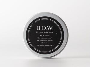 B.O.W.オーガニック ボディーバーム